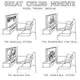 The Cycling Cartoonist: An Illustrated Guide to Life on Two Wheels