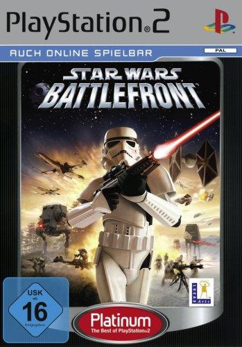 Star Wars: Battlefront [Software Pyramide] (Ps2 Wars Star Spiele)