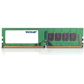 Patriot Memory 4GB PC4-19200 4GB DDR4 2400MHz memoria
