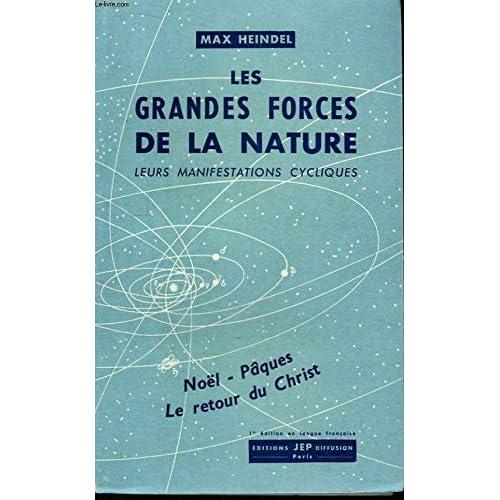 Les grandes forces de la nature: leurs manifestations cycliques