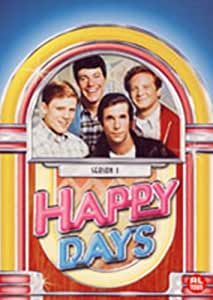Happy days: saison 1 [Import belge]