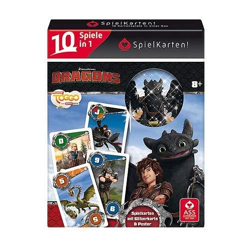 7509 - Dragons Spielkarten! - Die Kartenspielesammlung mit 10 Spielen in 1 Box ()
