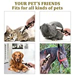 Sminiker Pet Grooming Clippers Low Noise Dog Clippers Cordless Pet Clippers Rechargeable Pet Hair Shaver Professional… 12