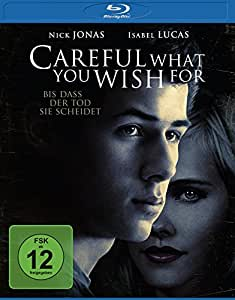 Careful What You Wish for Bd [Blu-ray] [Import allemand]
