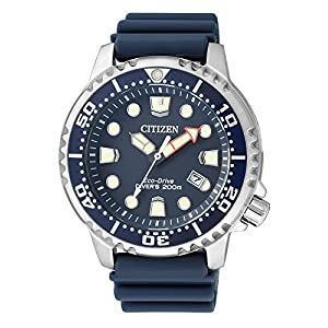 Citizen Reloj Analógico para Hombre de Cuarzo con Correa en Plástico BN0151-17L 14