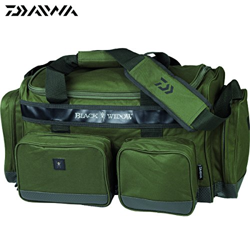Borsa pesca daiwa mod. black widow carryall 40 lt