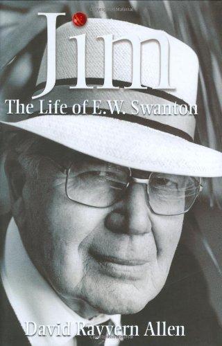 Jim: The Life of E.W.Swanton por David Rayvern Allen
