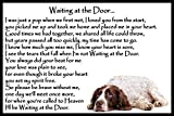 Springer Spaniel dog bereavement pet memorial...