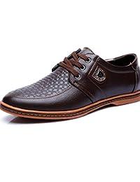 Frühling Lederschuhe Leder Herrenschuhe Sehne Am Ende Tragen Größe Einzelne  Schuhe c3caf0d30f