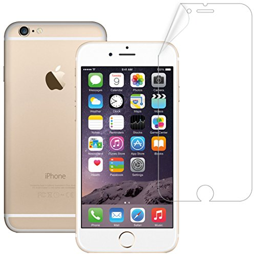 Airguard HD Clear Screen Guard / Protector For Apple Iphone 6 / 6s