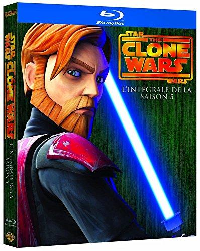 Star Wars - The Clone Wars - Saison 5 - Coffret Blu-Ray
