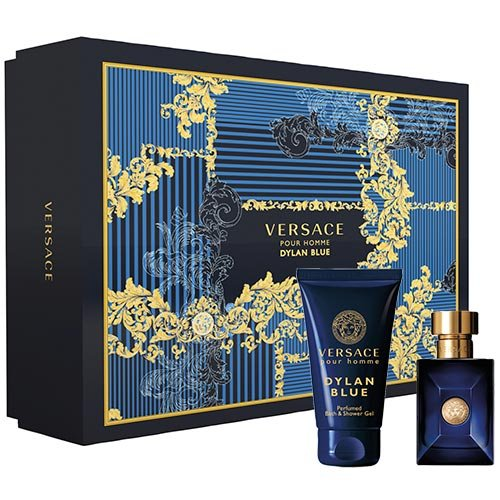 Versace Dylan Blue Set 30 ml EdT + 50 ml Shower Gel Limitierte Edition