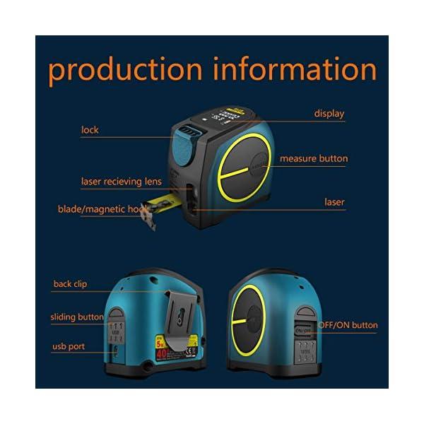 Misuratore-di-Distanza-Laser-Digitale-Hanmer-Misuratore-Laser-Ricaricabile-Misuratore-Laser-Misuratore-di-Portata-Digitale-misura-nastro-laser