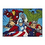 Disney Action Kinderteppich The Avengers, 133 x 95 cm