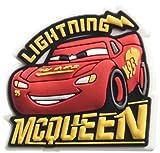 crocs Cars 3 Lightning McQueen Charm Schuhanhänger, Mehrfarbig (-), Einheitsgröße