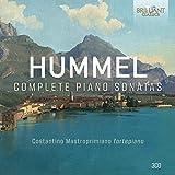 Hummel:Complete Piano Sonatas