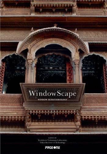 WindowScape: Window Behaviourology by Yoshiharu Tsukamoto (2012-02-22)