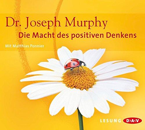 Die Macht des positiven Denkens (4 CDs) (Affirmationen-cd)