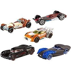 Hot Wheels - Vehículo, episodio Vii (Mattel CKK83)