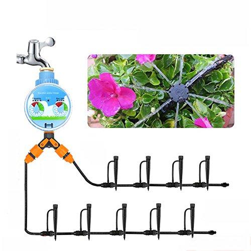Pei Bewässerungssystem Drip Bewässerung Kit Micro-Drip-System Garten Automatische Bewässerung Gartenbewässerung