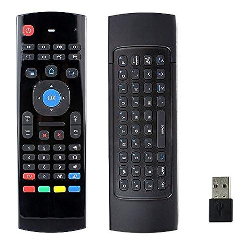 Bestdeal 3in1 Smart Air Maus mit Wireless Tastatur und Fernbedienung für LG 55UF6809 / 42LM649S / 43LF5909 / 55UF8409 / 47LA6608 Smart