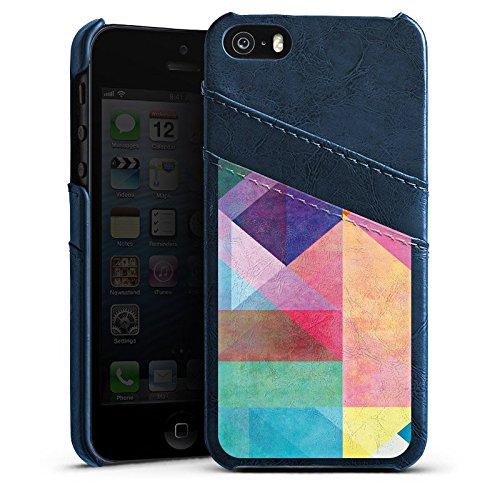 Apple iPhone 6 Housse Étui Silicone Coque Protection Graphique Graphique Motif Étui en cuir bleu marine