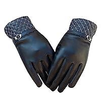 Description du produit: 100% neuf et de haute qualité Ces gants chauds pour femmes le rendent très à la mode. Fait de matériaux de haute qualité, ces gants peuvent être porter pendant une longue période. Les gants peuvent protéger vos mains et ajo...
