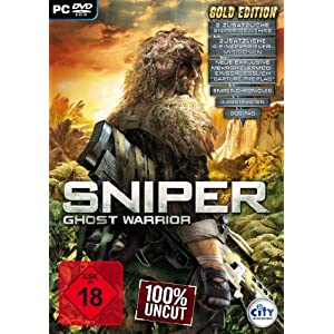 Sniper: Ghost Warrior – Gold Edition
