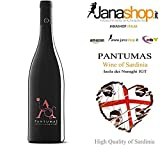 VINO PANTUMAS, Cannonau di Sardegna Rosato DOC, 75 cl, 14° Alc. Prodotti Sardi