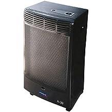 Campingaz Cr5000 Thermo Estufa de Gas termostatica, Acero, Antracita, 45x35x78 cm
