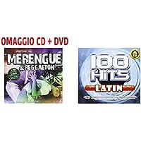 Offerta 100 Hits di Musica Latina + OMAGGIO Cd e DVD Corso di Merengue & Reggaeton
