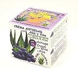 Aloe Herbal 1110mit Aloe und Wein aging Creme SPF15100ml