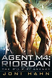 Agent M4: Riordan (The D.I.R.E. Agency Series Book 4) (English Edition)