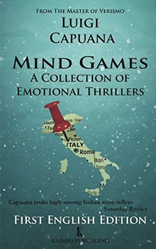Mind Games: A Collection of Emotional Thrillers (Kazabo Publishing)