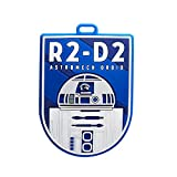 Star Wars Anhaenger R2-D2 mit Bluetooth tracker Android iPhone App Schluessel Finder