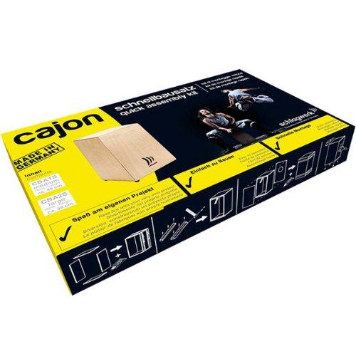 Schlagwerk My Cajon CBA 1 medium | Cajon-schnell-Bausatz | Percussion | NEU