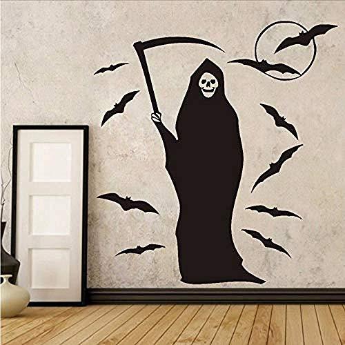 een hexe abnehmbare DIY wandaufkleber kinderzimmer dekoration kunst aufkleber poster dekorative accessoires 40 * 43 cm ()