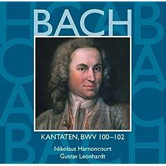 """Cantata No.101 Nimm von uns, Herr, du treuer Gott BWV101 : V Recitative & Chorale - """"Die S�nd hat uns verderbet sehr"""" [Tenor]"""