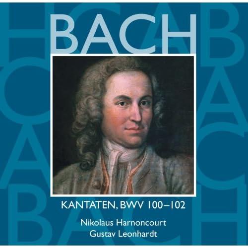 """Cantata No.101 Nimm von uns, Herr, du treuer Gott BWV101 : IV Aria - """"Warum willst du so zornig sein"""" [Bass]"""
