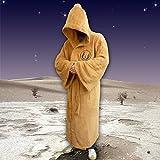 Cosplay Kostüme Jedi Bademantel Baumwolle Robe Pyjamas Nachthemd Luxury Cloak Kleidung