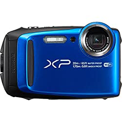 Fujifilm 16543781 Appareil Photo XP120 16,3 Mpix Bleu