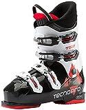 Tecno Pro Ski-Stiefel T50, SCHWARZ/WEISS, 24