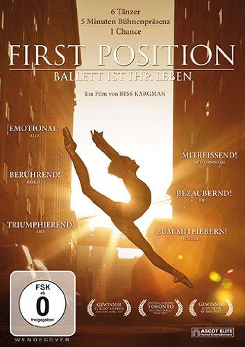 First Position - Ballett ist ihr Leben