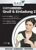 Kartendesigner Gruß & Einladungen 2