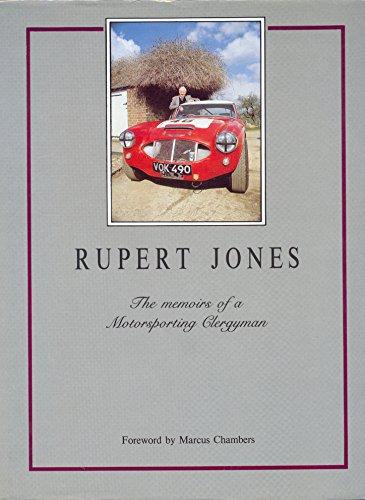 Memoirs of a Motor Sporting Clergyman por Rupert Jones