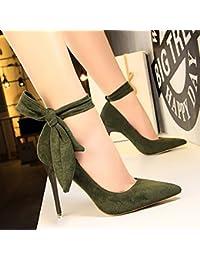 Zapatos Gato Negro Complementos es Verde Amazon Y 1IB4vAq