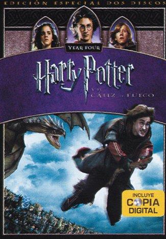 Harry Potter y El Caliz De Fuego (Edición Especial 2 Discos) [DVD]