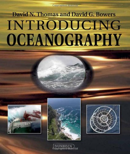Introducing Oceanography por David Thomas