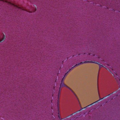 Ellesse Turnschuhe Kranjska Gora Frauen schnüren sich oben Schuhe Pink