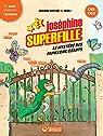 Joséphine Superfille, tome 3 : Le mystère des papillons géants par Boyer (II)